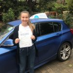 Pupil passing test in cheshunt