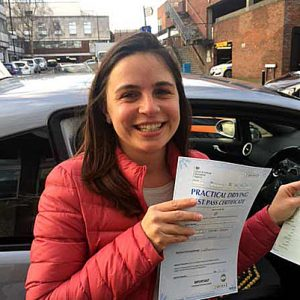 new driving test
